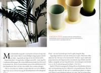 Residence Magazine October 2008. Photo: Calle Stoltz